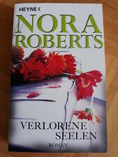 Verlorene Seelen Taschenbuch von Nora Roberts **guter Zustand**
