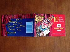 Original Gum Decimal British Stamp Booklets