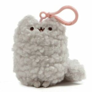 Pusheen Stormy Backpack Clip Plush Keychain