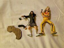2004 NECA Kill Bill The Bride & Go Go Action Figures Loose