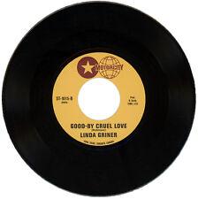 "LINDA GRINER  ""GOOD-BY CRUEL LOVE""  STUNNING MOTOWN / NORTHERN SOUL"