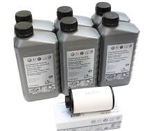 Genuine SEAT Parts™, SEAT, VW, SKODA DSG Oil Filter 02E305051C and Oil G052182A2