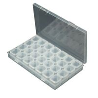 Beads Organizer Container Storage Box 28 Compartments app.11 x 17.5 x 2.5cm