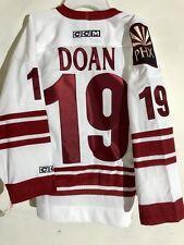Reebok Youth NHL Jersey Phoenix Coyotes Shane Doan White sz S/M