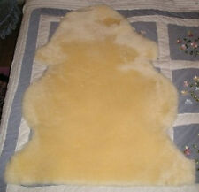 Medical Sheepskin Merino Tan 37x27 inches 1inch thick