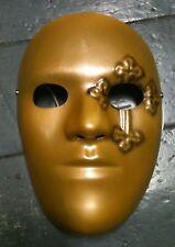 HOLLYWOOD UNDEAD Danny Niño Máscara, Disfraz dannyboy ORO NUEVO Duece Halloween
