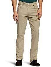 Wrangler Texas Stretch Fabric - Camel W32 L30