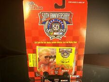 Rare Ricky Craven #50 Generic Budweiser 1998 Chevrolet Monte Carlo Hendrick MS