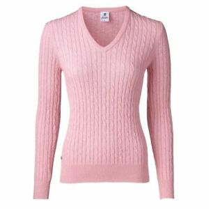 DAILY SPORTS 'MADELENE' SWEATER  size LARGE colour  PINK