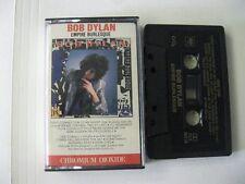Bob Dylan empire burlesque - Cassette Tape