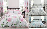 Luxury Camila Duvet Set Floral Duvet Cover Set 3 PCs Quilt Cover Set Bedding Set