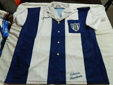 vintage old Jersey Soccer Club Tristan Suarez, Argentina player, brand penalty