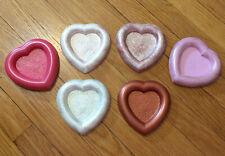 NEW Uniq Handmade HEART Shape CANDLE Tealight Votive Holder Coaster TRINKET Dish