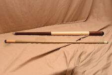 Jacoby Pool Cue Inlaid Shaft Wrap-less