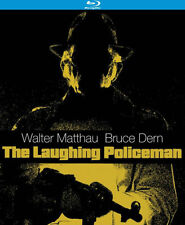 THE LAUGHING POLICEMAN (1973) (Walter Matthau) - BLU RAY - Region A - Sealed