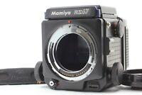 【Near Mint】 Mamiya RZ67 Pro Body Waist Level Finder 120 Film Back From Japan