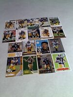 *****Hines Ward*****  Lot of 160+ cards.....94 DIFFERENT / Football
