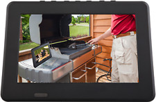 "MOTORHOME CARAVAN BOAT BBQ 12V 7"" Inch Portable LCD  Freeview TV 12 Volt USB PVR"