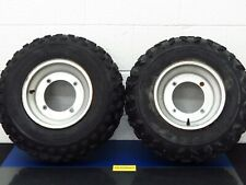 Yamaha Blaster Banshee Warrior Raptor Front Left Right Tire rim wheels wheel