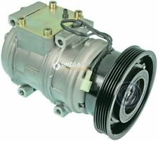 Omega Environmental Technologies 20-11240 New Compressor And Clutch