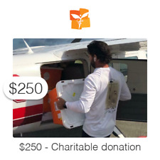 $250 Charitable Donation For: Medicine Needed - Hurricane Dorian Survivors