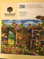 Puerta de jardín (250 Piezas) De Madera Rompecabezas por Wentworth * Nuevo *