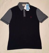 ORIGINAL PENGUIN HERITAGE POLO SHIRT NAVY or ROYAL BLUE RRP £60