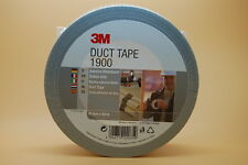3 m ™ 1900 Argent Duct Tape 50 Mm x 50 m Roll Heavy Duty Waterproof