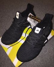 Adidas Ultra Boost 4.0 Triple Negro Core Negro BB6171 UK9.5 Ultraboost Nuevo