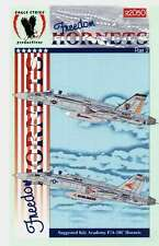 es32050/ Eagle Strike Decals - F/A-18 C - Freedom Hornets - Pt. II - 1/32