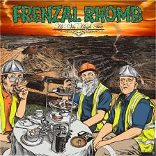 FRENZAL RHOMB - HI-VIS HIGH TEA TIME   VINYL LP NEU
