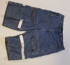 Marithe Francois Girbaud Men's 32 Jeans Denim Shorts Euc