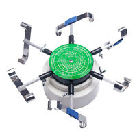 220 V Automatik Uhrenbeweger Links Rechts Rotation Uhr Reparaturwerkzeug 6 Uhren