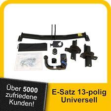 Anhängerkupplung starr+E-Satz 13p Für Fiat Punto Evo 199 3//5-Tür ab 09 Kpl