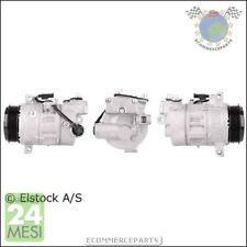 X3C Compressore climatizzatore aria condizionata Elstock BMW 1 Cabriolet Diese