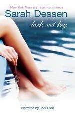 Lock and Key by Sarah Dessen (2010, Audio, Other, Unabridged)