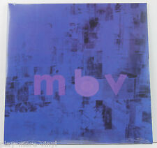 MY BLOODY VALENTINE MBV LP vinyl +cd UK 2013 MBVLP01 new/sealed