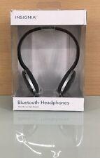 Insignia- Wireless On-Ear Headphones - Black NS-CAHBT02-BK