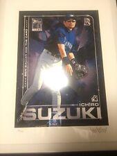 Topps Project 2020 Ichiro Suzuki Ben Baller #1 88/99 Fine Art Piece Full Auto