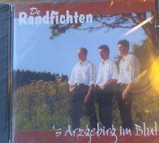 S'Arzgebirg Im Blut von De Randfichten (2002) CD OVP