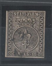 FRANCOBOLLI - 1852 PARMA C.10 C.7166