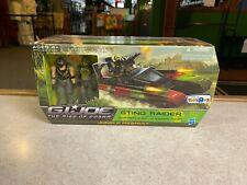 2012 Hasbro GI Joe Rise of Cobra STING RAIDER Toys R Us TRU Figure Set NIB