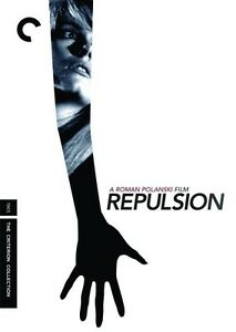 Repulsion [Criterion Collection] (2009, DVD NEUF) (RÉGION 1)