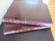 L'Illustration; 1909 Complete; Two vols.; 1st edition