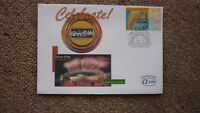 AUSTRALIAN FDC ALPHA STAMP ISSUE FIRST DAY COVER, 1999 CELEBRATE 2000