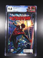 Ultimate Comics All New Spider-Man 1 CGC 9.8 1:30 Pichelli Variant- Asm 300 soon
