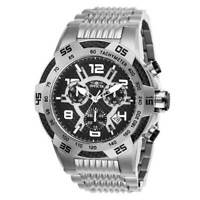 Invicta 25285 Men's Speedway Black Carbon Fiber Dial Chrono Watch