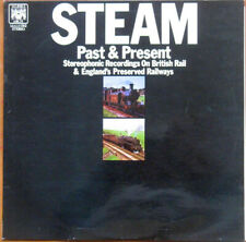 No Artist - Steam Past  Present - Stereophonic Recordings On British R.. - d34d