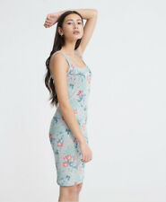 Superdry Womens Miami Bodycon Dress