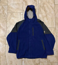 Burton Snowboard Fleece Jacket Size Men's Small